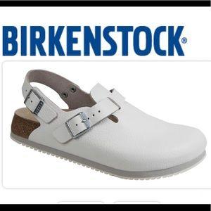 Birkenstock Tokyo Slip on nurse clogs Sz 37 US 6
